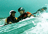 Classes for paddlers at all skill levels