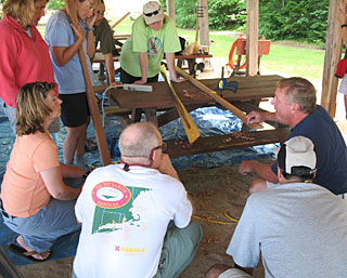 Paddle Making Classes